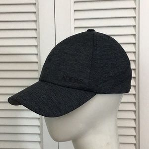 Adidas Climalite Hat Heathered Gray Adjustable